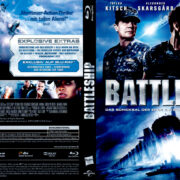Battleship (2012) R2 Blu-Ray German