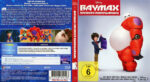 Baymax (2014) R2 Blu-Ray German