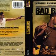Bad Boys 2 (2003) Blu-Ray Cover