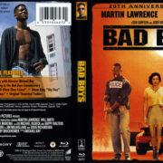 Bad Boys (1995) Blu-Ray Cover