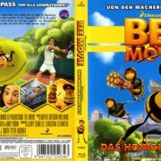 Bee Movie (2008) R2 Blu-Ray German
