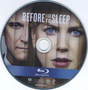 BeforeIGo To Sleep blu-ray dvd label