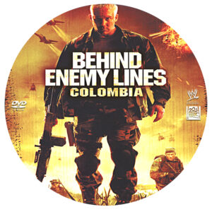 behind enemy lines colombia dvd label