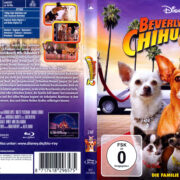 Beverly Hills Chihuahua 2 (2010) Blu-Ray German