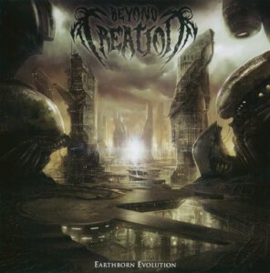 Beyond Creation - Earthborn Evolution (Russia) - Front