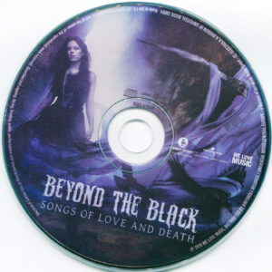 Beyond The Black - Songs Of Love And Death - CD