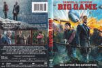 Big Game (2014) R1 DVD Cover
