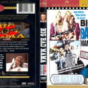 Big Bad Mama Double Feature (1974-1987) Custom DVD Cover