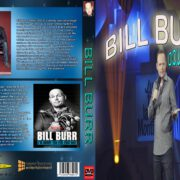 Bill Burr Double Feature Custom DVD Cover