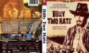 Billy Two Hats (1974) R1 Custom DVD Cover