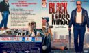 Black Mass (2015) R1 Custom DVD Cover