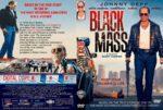 Black Mass (2015) R1 Custom DVD Cover