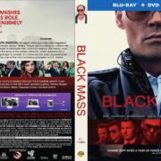 Black Mass (2015) Blu-Ray Custom
