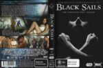 Black Sails: Season 1 (2015) R4 DVD Cover
