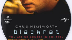 blackhat dvd label