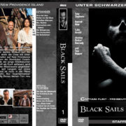 Black Sails - Staffel 1 (2014) german custom