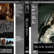 Black Sails - Staffel 2 (2015) german custom