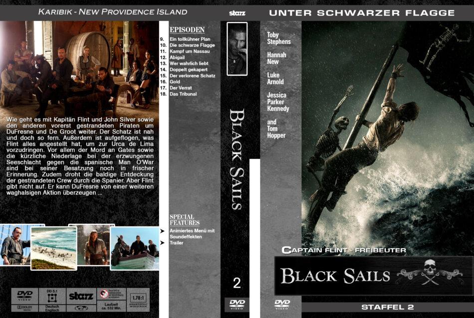 Black Sails Staffel 2