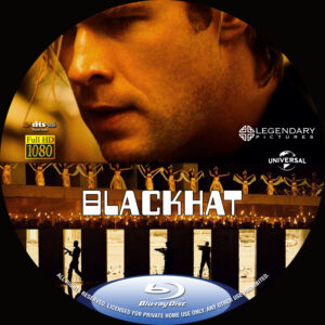 Blackhat Custom BD Label