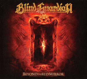 Blind Guardian - Beyond The Red Mirror (Japan) - Front