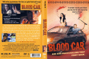 Blood Car - Cover