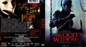 blood widow dvd cover