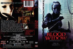 blood widow dvd cover