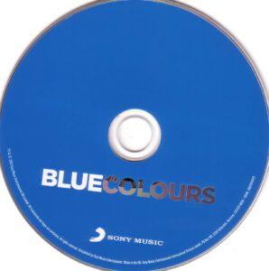 Blue - Colours - CD