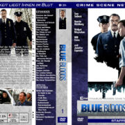 Blue Bloods - Staffel 1 (2011) german custom