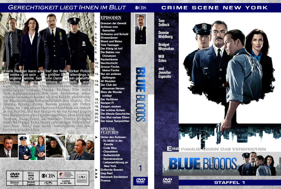 Blue Bloods Deutsch