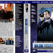 Blue Bloods - Staffel 2 (2011) german custom