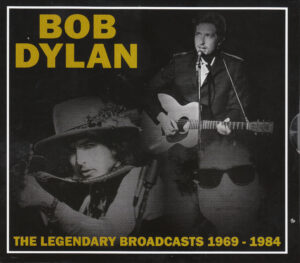 Bob Dylan - The Legendary Broadcasts 1969 - 1984 - Front (1-2)