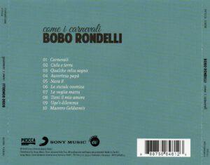 Bobo Rondelli - Come I Carnevali - Back