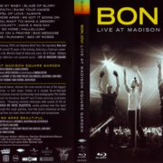Bon Jovi: LIVE at Madison Square Garden (2010) Blu-Ray Cover