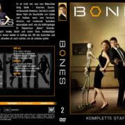Bones - Staffel 2 (2006) german custom