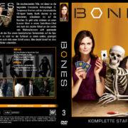 Bones – Staffel 3 (2007) german custom