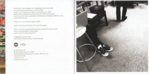 Brian Eno & Karl Hyde - High Life (Booklet 06)