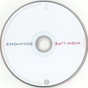 Brian Eno & Karl Hyde - High Life (CD)