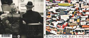 Brian Eno & Karl Hyde - High Life (Digipack Front)