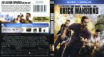 Brick Mansions (2014) Blu-Ray DVD Cover