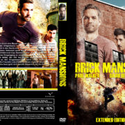 Brick Mansions (2013) R2 german custom