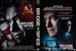 Bridge of Spies (2015) Custom DVD Cover