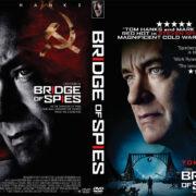 Bridge of Spies (2015) Custom DVD Cover