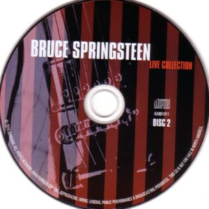 Bruce Springsteen - Live Collection - CD (2-3)