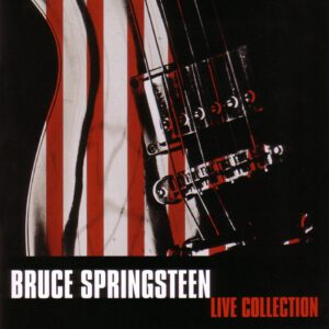 Bruce Springsteen - Live Collection - Front