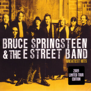 Bruce Springsteen & The E Street Band - Greatest Hits - 1Front