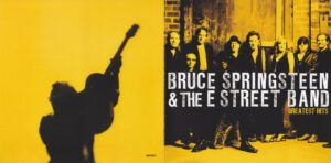 Bruce Springsteen & The E Street Band - Greatest Hits - Booklet