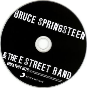 Bruce Springsteen & The E Street Band - Greatest Hits - CD (1-2)