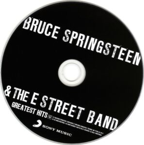 Bruce Springsteen & The E Street Band - Greatest Hits - CD (2-2)