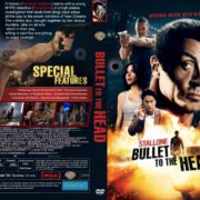 Bullet To The Head (2013) R1 CUSTOM DVD Cover